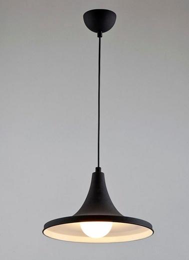 Mimoza Siyah Modern Avize-Avonni